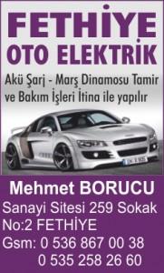 FETHİYE OTO ELEKTRİK
