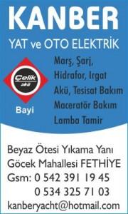 KANBER YAT VE OTO ELEKTRİK